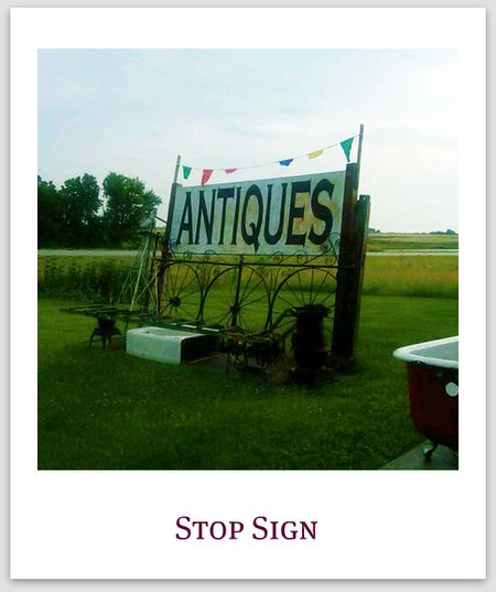 AntiqueSign