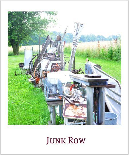 JunkRow