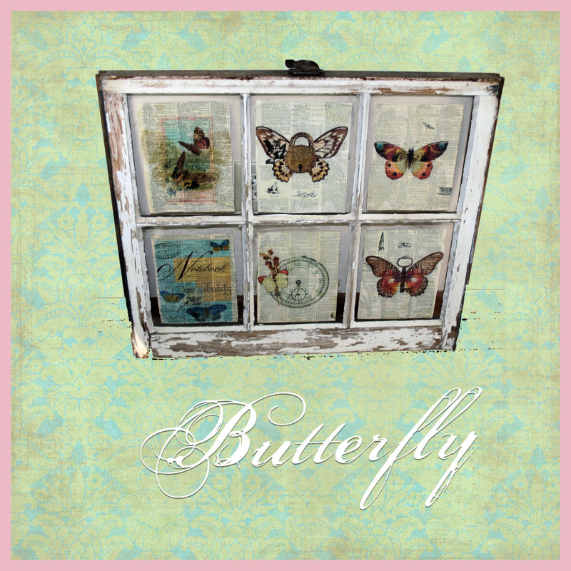 Butterflywindowpane